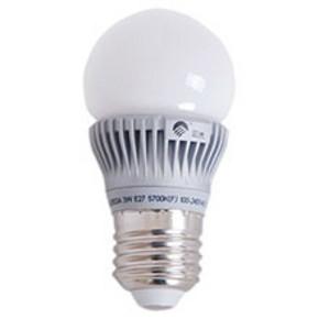阳光照明 led乳白e27螺口3w白光节能灯 12.9元